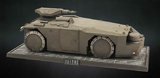 Aliens M577 APC 1/18 Vehicle Replica Statue