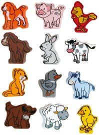 Hape: The Farm Animals