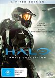 Halo: Movie Collection - Limited Edition | Forward Unto Dawn | Nightfall on DVD