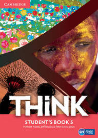 Think Level 5 Student's Book by Herbert Puchta