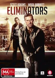 WWE: Eliminators on DVD