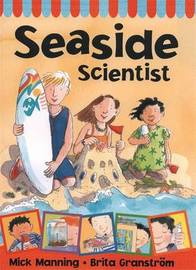 Seaside Scientist by Mick Manning image