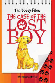 The Case of the Lost Boy by Dori Hillestad Butler image