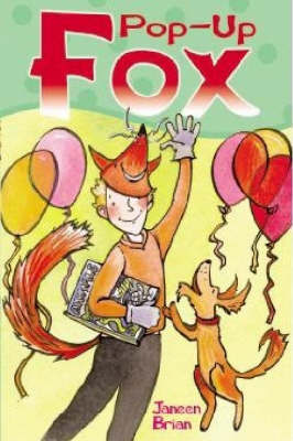 Pop-up Fox by Janeen Brian