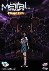 Full Metal Panic? Fumoffu - Vol. 4: Full Metal Mania! on DVD