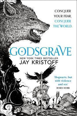 Godsgrave by Jay Kristoff image
