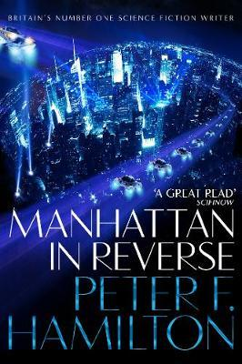 Manhattan in Reverse by Peter F Hamilton image