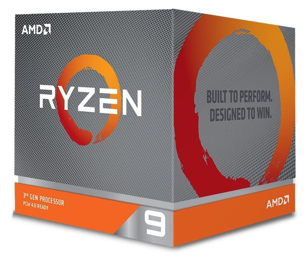 AMD Ryzen 9 3900X 3.8GHz CPU