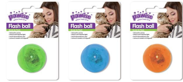 Pawise: Flash Ball
