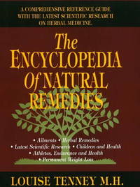 Encyclopedia of Natural Remedies by Louise Tenney image