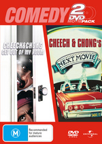 Comedy 2 DVD Movie Pack (Cheech And Chong - Get Out Of My Room / Next Movie) (2 Disc Set) on DVD