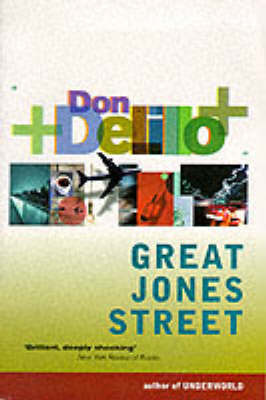Great Jones Street by Don DeLillo image