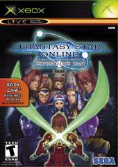 Phantasy Star Online for Xbox