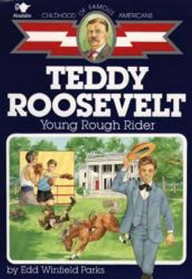 Teddy Roosevelt: Young Rough Rider by Edd Winfield Parks image