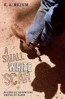 Small White Scar by K A Nuzum image