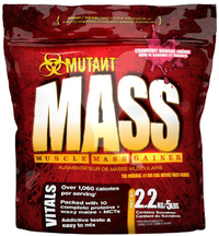 Mutant Mass - Strawberry & Banana Creme (2.22kg)