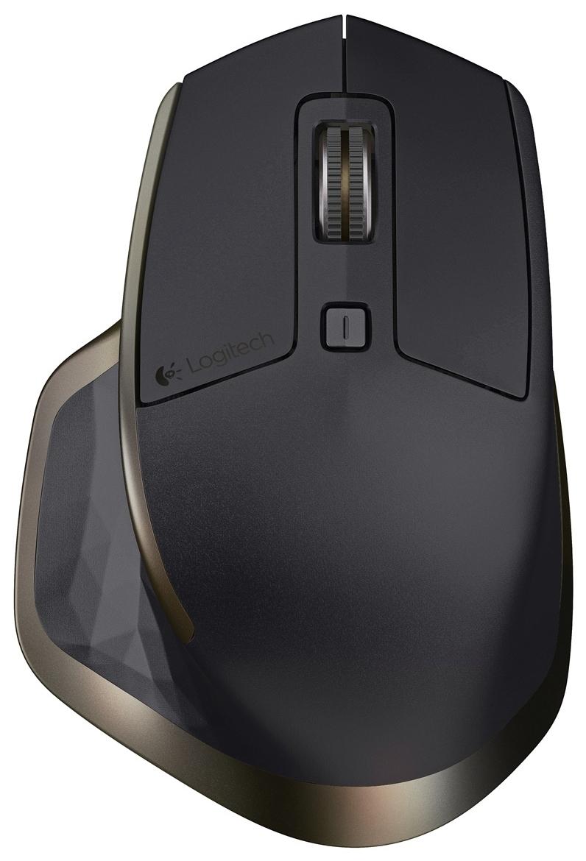 Logitech MX Master Wireless+Bluetooth Mouse image