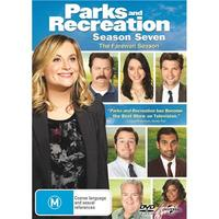 Parks And Recreation - Season 7 (The Farewell Season) on DVD