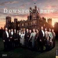 Downton Abbey 2017 Wall Calendar by Nbc Universal