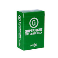 Superfight! - The Green Deck