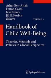 Handbook of Child Well-Being