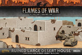 Flames of War - Ruined Large Desert House