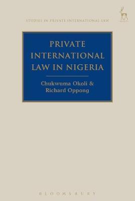 Private International Law in Nigeria by Chukwuma Okoli