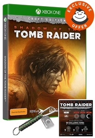 Shadow of the Tomb Raider Croft Edition for Xbox One