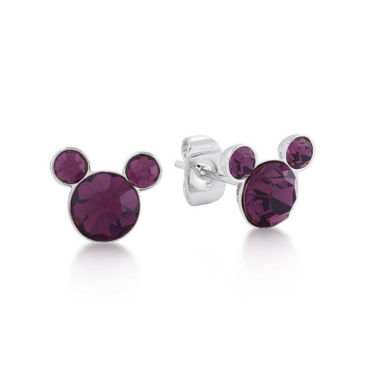 Couture Kingdom: Disney - Mickey Mouse February Earrings image