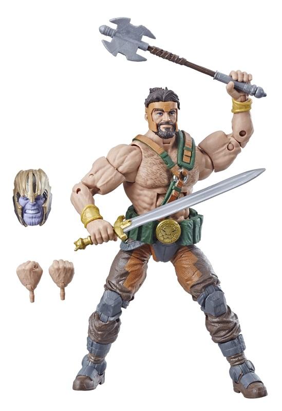 """Marvel Legends: Hercules - 6"""" Action Figure"""