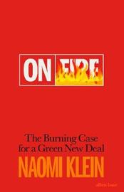 On Fire by Naomi Klein image