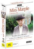 Miss Marple Collection One on DVD