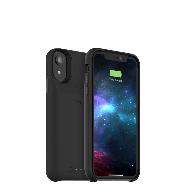 Mophie: Juice Pack Access for iPhone XR - Black