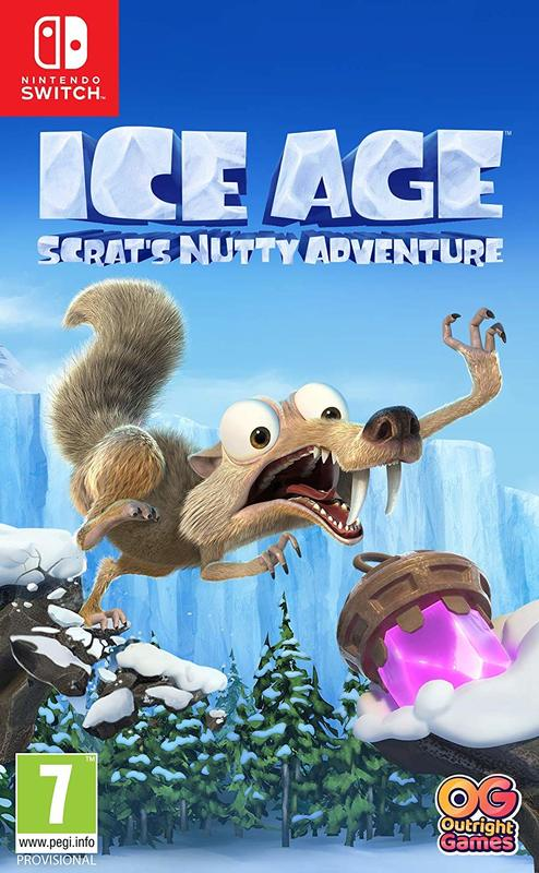 Ice Age: Scrat's Nutty Adventure for Switch