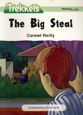 The Big Steal by Carmel Reilly image