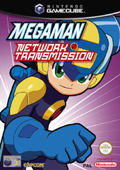 Mega Man Battle Network Transmission for GameCube