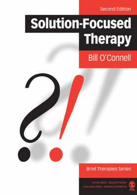 Solution-focused Therapy by Bill O'Connell