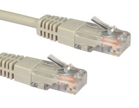 100m Digitus Cat5e Network Cable - Grey image