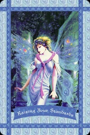 Healing with the Fairies Oracle Cards (Deck & Booklet) by Doreen Virtue image