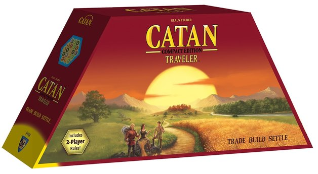 Catan: Traveler Edition