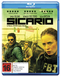 Sicario on Blu-ray