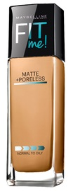 Maybelline Fit Me Matte and Poreless Foundation - Sun Beige (30ml)