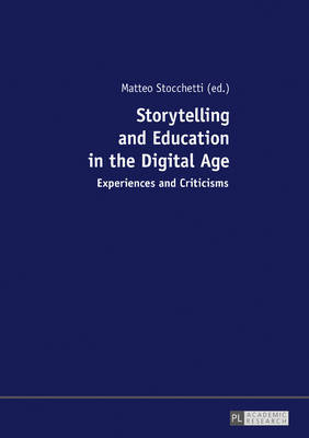 Storytelling and Education in the Digital Age image
