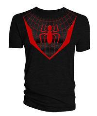 Marvel: Ultimate Spider-Man Costume T-Shirt (Medium)