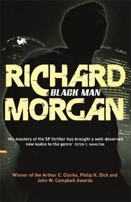 Black Man by Richard Morgan image