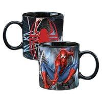 Spider-Man Ceramic Heat Reactive Mug (20 oz)