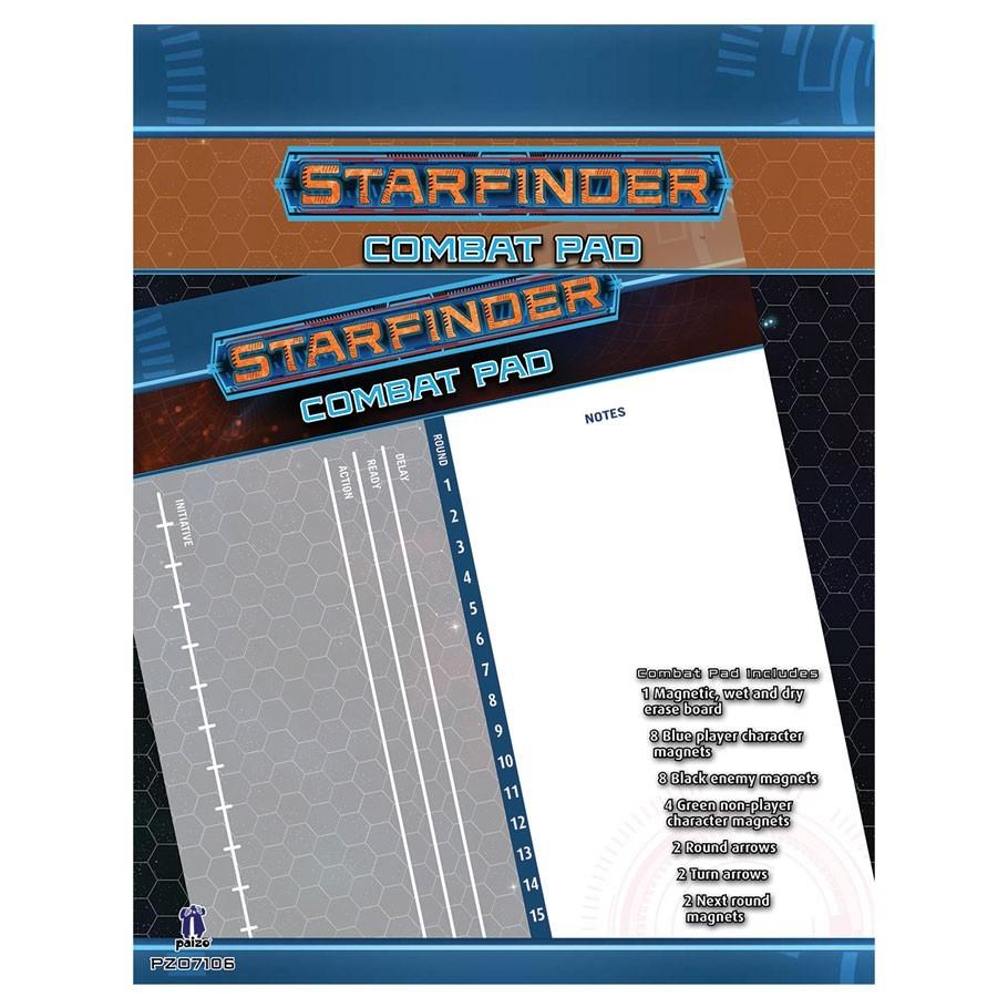 Starfinder RPG: Starfinder - Combat Pad image