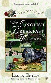 The English Breakfast Murder (Tea Shop Mysteries #4) by Laura Childs image