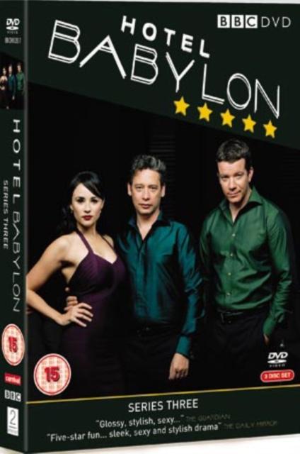 Hotel Babylon Series 3 on DVD