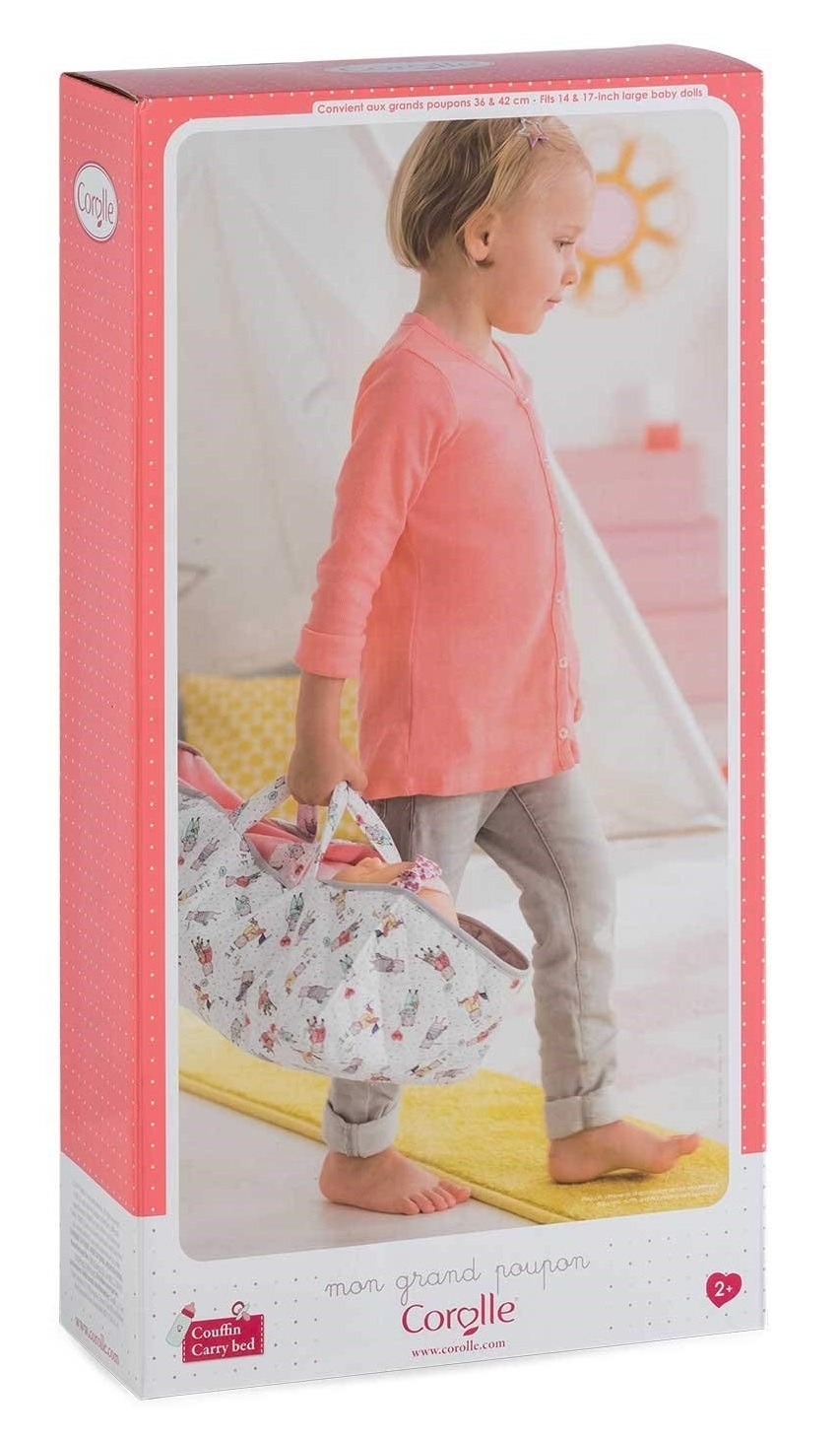 Corolle: Mon Classique - Carry Bed image